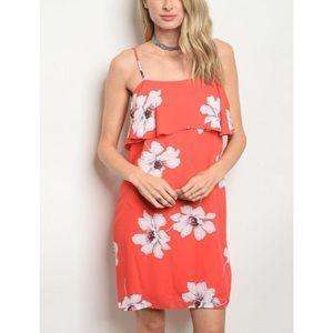 Dresses & Skirts - Sunshine Floral tunic dress